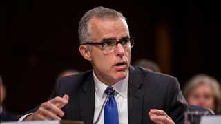 Former FBI deputy director McCabe fired