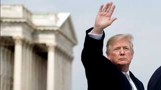 Trump: McCabe's removal marks great day for FBI