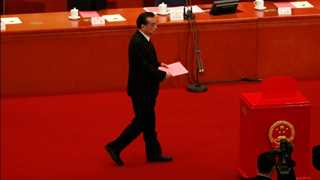 Li Keqiang appointed China's PM for second time