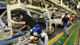 Japan's all industry activity index declines in January