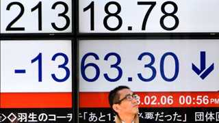 Asian markets mixed after Japan data, Fed decision