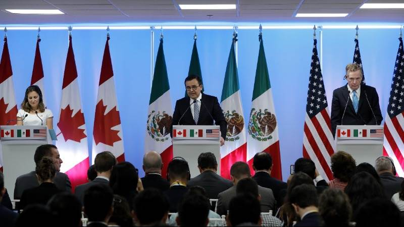 Canada rejects US food packaging proposals in NAFTA talks