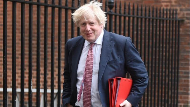 Johnson: Syrian war will continue despite strikes
