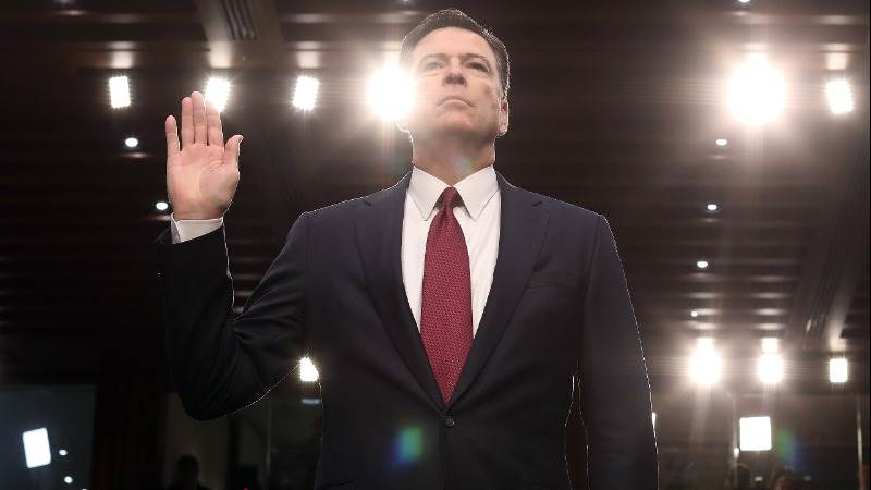 Comey: Trump morally unfit to be president
