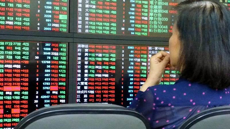 Asian markets mixed after Western strikes on Syria