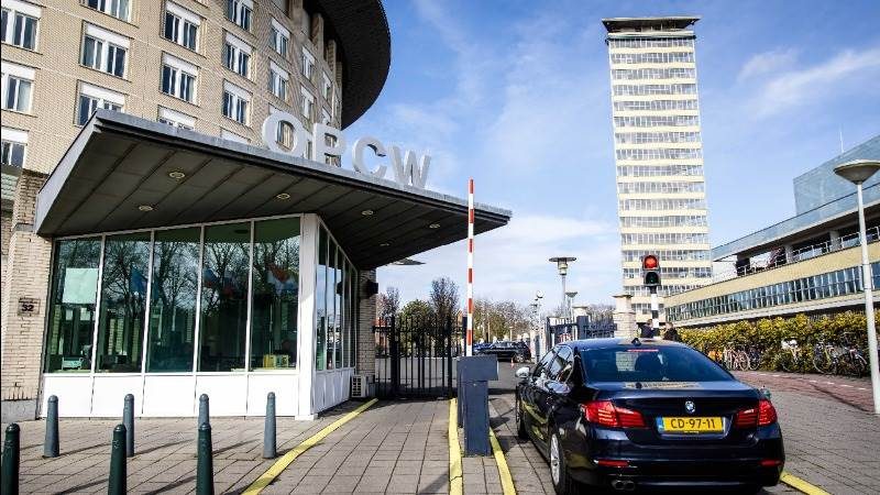 Russia claims US undermining OPCW Syria probe