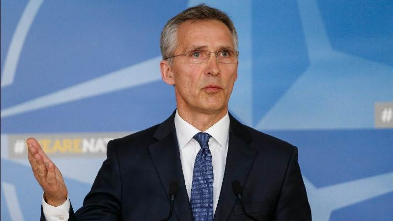 NATO: US-led strikes clear signal to Assad