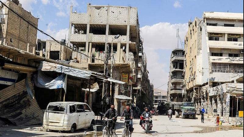 OPCW still not granted access to Douma by Russia, Syria - UK