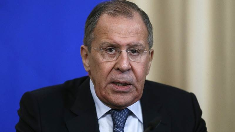 Lavrov: Russia has not tampered with Douma site