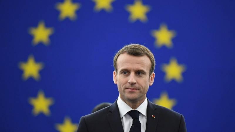 Macron defends Europe's democracy amid growing authoritarianism