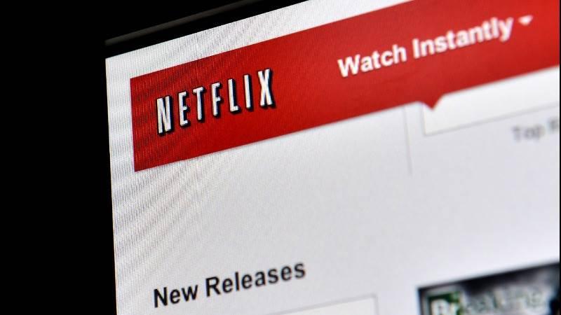 Netflix soars over 7% in pre-market trade