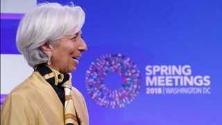 Lagarde wants more competitive tech market