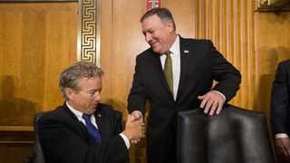 Pompeo's nomination approved by Senate panel