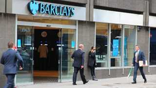 Barclays posts loss per share of 4.2p in Q1