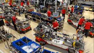 German factory orders down 0.9% in March