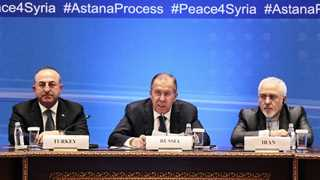 Russia, Turkey, Iran to discuss Syria peace in Astana