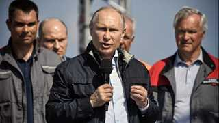 Russian warships to patrol Medditerranean 24/7 - Putin