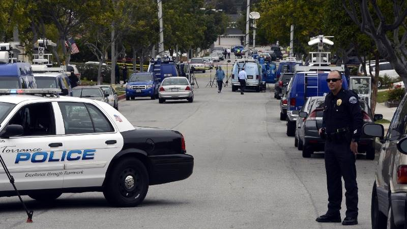 Bomb kills woman in California medical office
