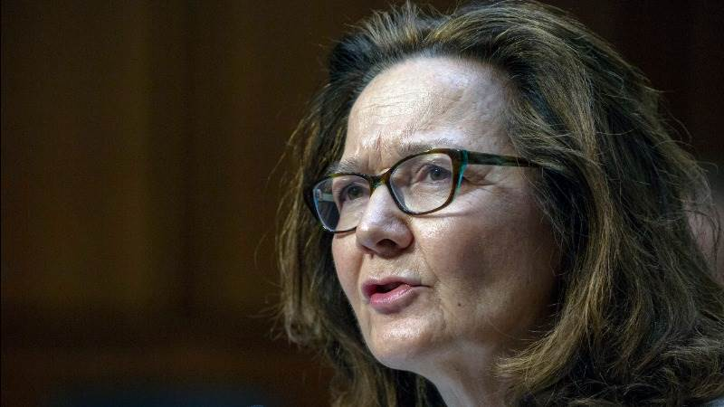 Trump calls Senate to confirm Haspel as CIA head