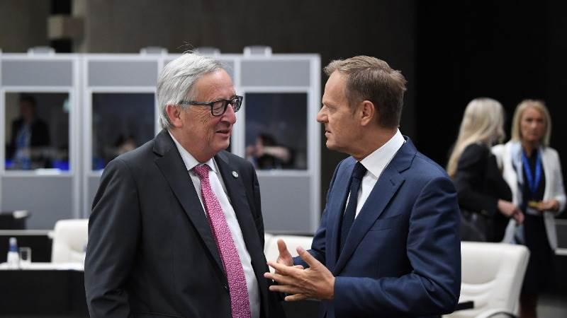 EU leaders agree to remain in Iran deal - Tusk