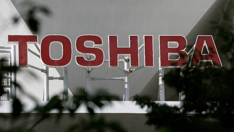 Toshiba gets regulatory approval in Bain deal