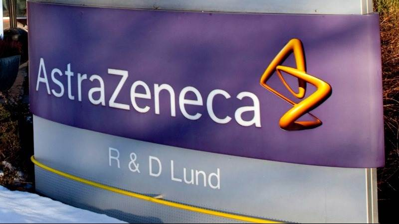 AstraZeneca reports EPS at $0.27, down 37% YoY