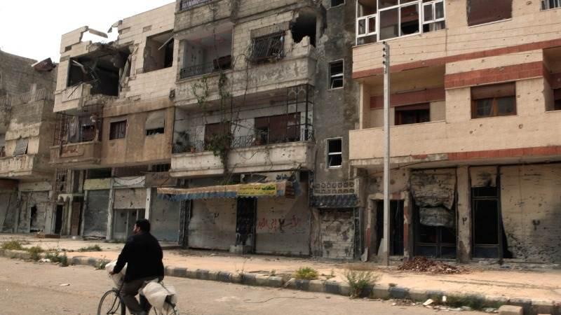 Massive explosion hits Hama military airport