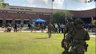 Texas school shooting death toll rises to 10 - report