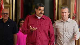 Maduro re-elected as Venezuelan president - electoral council