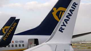 Ryanair reports EPS at €1.21 in FY2018, up 15%