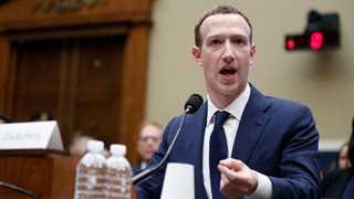 Zuckerberg's EU parliament hearing to be live-streamed