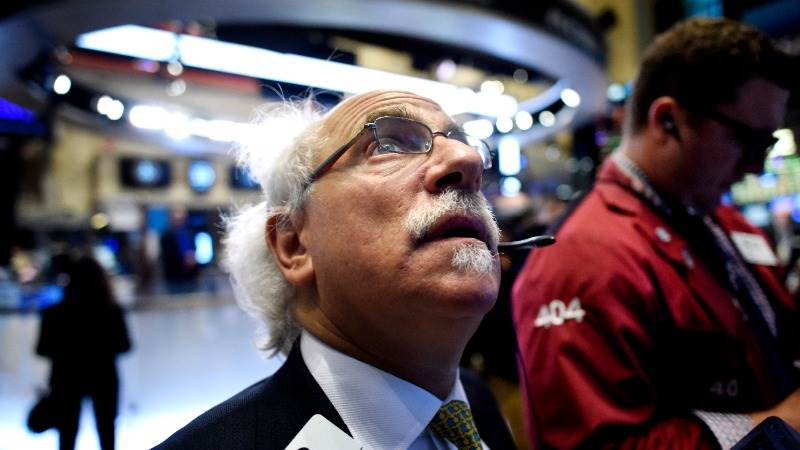 Wall Street opens lower amid US-Turkey turmoil
