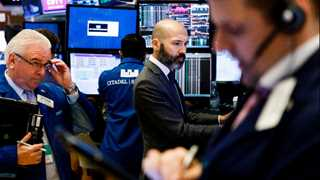 Dow closes above 25K on trade optimism