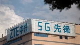 Report: US, China reach deal on framework for ZTE
