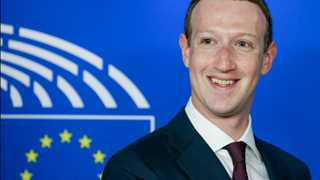 Zuckerberg testifies before EU Parliament