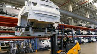 German private sector growth slows down further in May