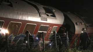 Train hits truck in Italy killing at least 2