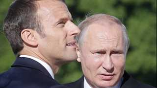 Russia, France sign six agreements worth €1B