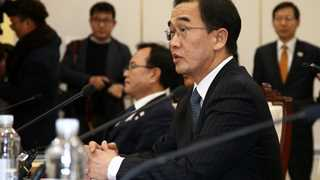 S. Korea: North's peace efforts are 'sincere'
