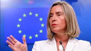 Mogherini: EU will protect its investments in Iran