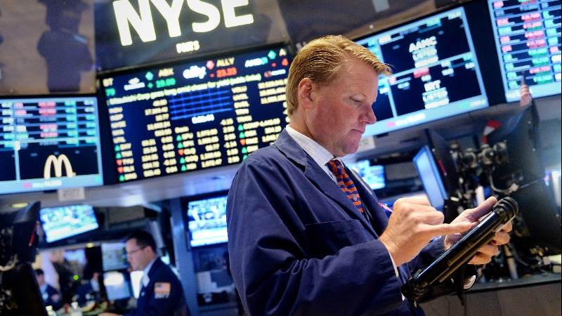 Wall Street in the red after US unveils more tariffs