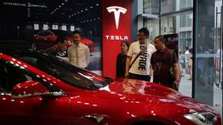 Tesla plans to build factory in Shanghai