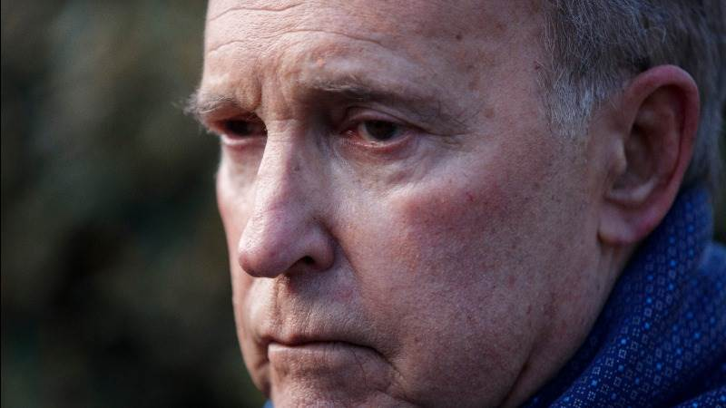 WH adviser Larry Kudlow suffers heart attack