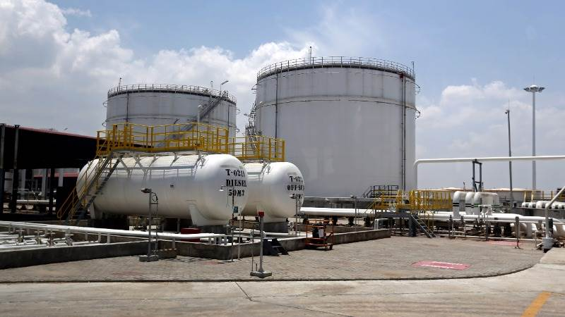 EIA: US crude inventories down by 4.1 million barrels