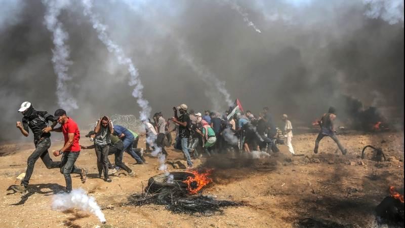 UN GA votes to condemn Israel for Gaza violence