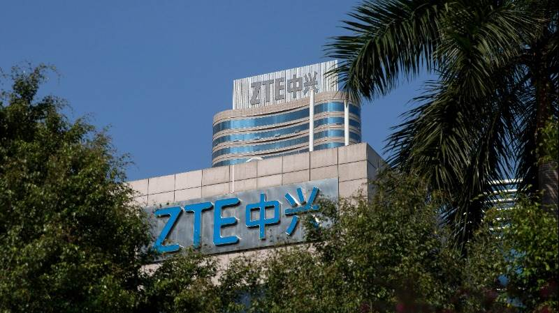 ZTE to apply for $10.7B credit line to recover from US sanctions