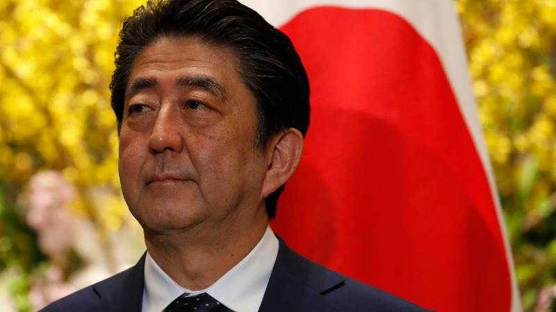 Japan working on setting up Abe-Kim meeting - report