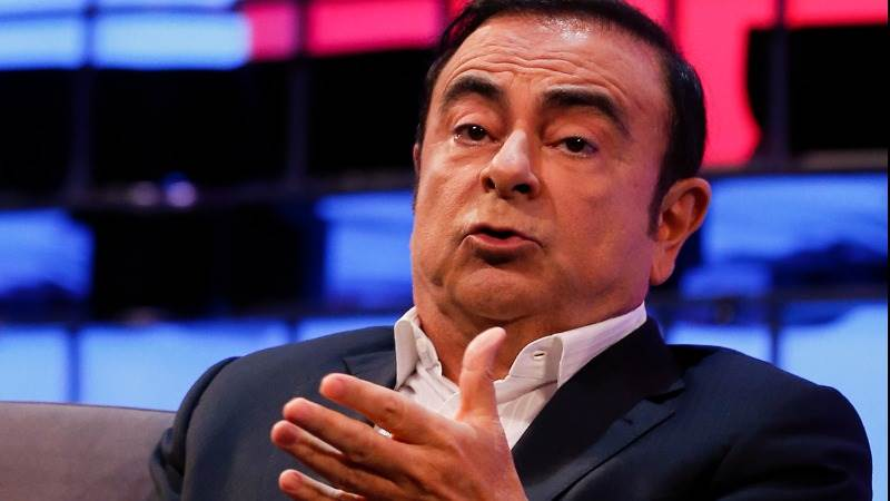 Ghosn may quit Renault CEO role before 2022
