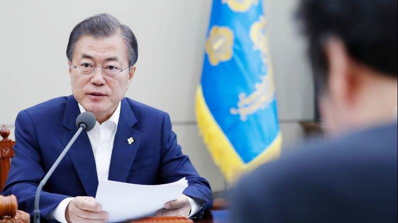 S. Korea may stop military drills with US in case of denuclearization