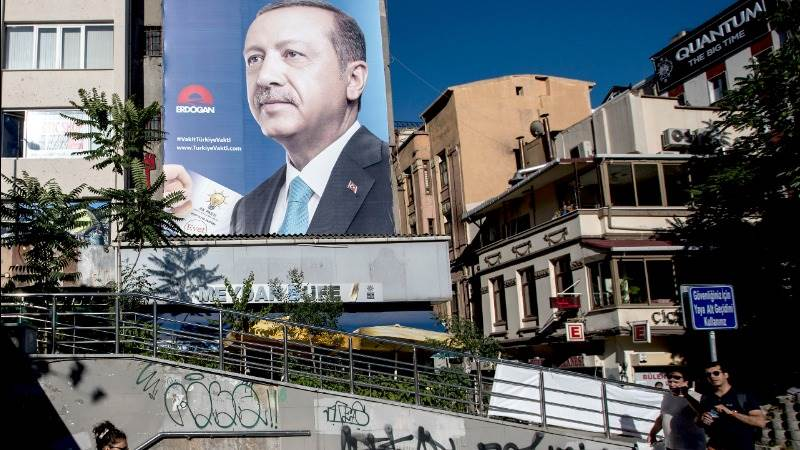 Erdogan threatens to conduct 'operation' against Moody's